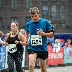 SEB Tallinna Maraton - Ann Õun (1427), Kaijius Janis (2295)