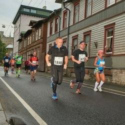 SEB Tallinna Maraton - Ari Setälä (1472), Valeri Opermann (1846)