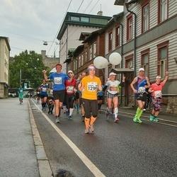 SEB Tallinna Maraton - Annemari Muru (1299)