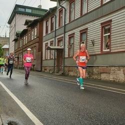 SEB Tallinna Maraton - Alan Chesters (1385), Anna Plehhanova (1762)