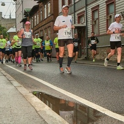 SEB Tallinna Maraton - Anne Krull (1119), Tauno Ojasaar (1766), Ainar Ojasaar (1767)