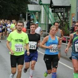 SEB Tallinna Maraton - Anatolii Diachenko (251), Marjaliisa Umb (1995)