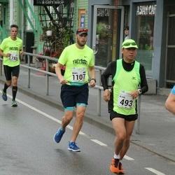 SEB Tallinna Maraton - Alvin Lau (493), Mihkel Meerits (1107)