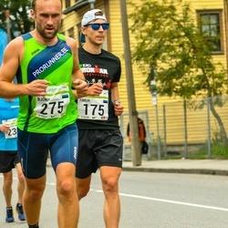 SEB Tallinna Maraton - Timur Fazõlov (175), Björn Puna (275)