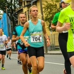 SEB Tallinna Maraton - Agnese Kempe (704)