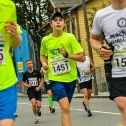 SEB Tallinna Maraton - Artur Võlu (1451)