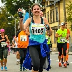 SEB Tallinna Maraton - Anna Litvinskaya (1400)
