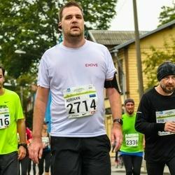 SEB Tallinna Maraton - Adriaan Hobo (2714)