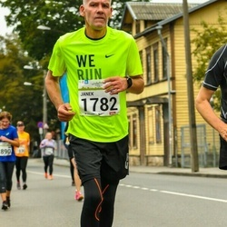 SEB Tallinna Maraton - Janek Aedmäe (1782)