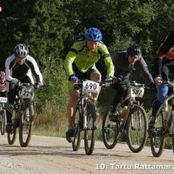 10. Tartu Rattamaraton - Janek Lessing (428), Rain Piiri (587), Ago Veilberg (690)