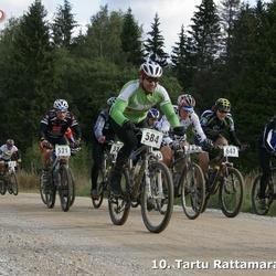 10. Tartu Rattamaraton - Andis Lejins (521), Janec Leppik (584), Tarmo Uba (647), Madis Loitmaa (841)
