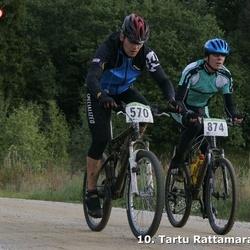 10. Tartu Rattamaraton - Girts Muzis (570), Alvin Vann (874)