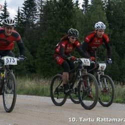 10. Tartu Rattamaraton - Karlis Smilktens (41), Anda Savlenko (65), Tiit Arus (573)