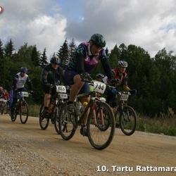 10. Tartu Rattamaraton - Toomas Ronk (744), Kristian Pai (883), Arno Vaik (1141)