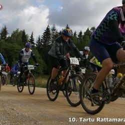 10. Tartu Rattamaraton - Toomas Ronk (744), Kristian Pai (883), Arno Vaik (1141), Tarmo Tamm (1469)
