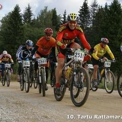 10. Tartu Rattamaraton - Marko Rooba (1022), Agu Vilu (1067), Andrus Nurmik (1531), Andrus Mõttus (1936), Martin Aun (2535)
