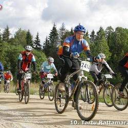 10. Tartu Rattamaraton - Sandris Kaparkalejs (2234), Meelis Kann (2414), Arris Aasmäe (2453)