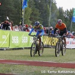 10. Tartu Rattamaraton - Peep Kivil (123), Artur Schotter (226)