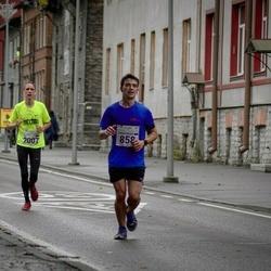 SEB Tallinna Maraton - Christopher Raastad (858), Marko Adamson (2007)