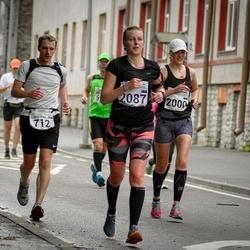 SEB Tallinna Maraton - Vjatšeslav Rodionov (712), Triinu Vister (2000), Anni Nummela (2087)