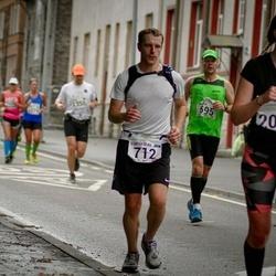 SEB Tallinna Maraton - Vjatšeslav Rodionov (712), Anni Nummela (2087)