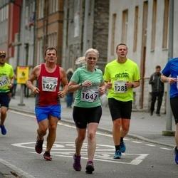 SEB Tallinna Maraton - Markus Pyy (1032), Andrus Pullisaar (1427), Maris Aagver (1643)