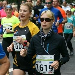 SEB Tallinna Maraton - Maire Toots (602), Birgit Haasmaa (1619)