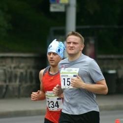 SEB Tallinna Maraton - Andres Laineste (15), Aimar Liiver (234)