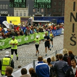 SEB Tallinna Maraton - Maris Aagver (1643), Olav Mets (1806)