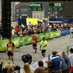 SEB Tallinna Maraton - Rainer Tokko (68), Aimar Liiver (234)