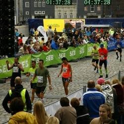 SEB Tallinna Maraton - Harry Tuul (90), Kristiina Nurk (166), Laouari Abdessamad (191), Aigor Paas (384), Juha-Matti Kokkonen (808), Raigo Valkenpert (1714)