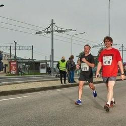 SEB Tallinna Maraton - Gert Kello (410), Adrian Bolam (789)
