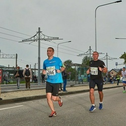SEB Tallinna Maraton - Anatoliy Andreev (266), Tarvo Piho (3187)