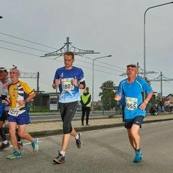 SEB Tallinna Maraton - André Letessier (1277), Ahti Soom (1807), Pjotr Hruštšov (3955)