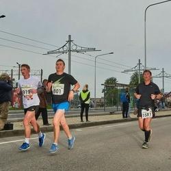 SEB Tallinna Maraton - Ander Metsmaa (801), Martin Teetsov (919)