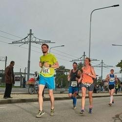 SEB Tallinna Maraton - Aleksey Makov (552), Lauri Jürjen (884), Indrek Gutmann (923)