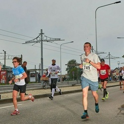 SEB Tallinna Maraton - Arlyn Mitt (400), Janar Laaneste (749), Marti Tutt (765)