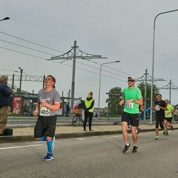 SEB Tallinna Maraton - Mark Slavin (911), Aare Leisson (1405)