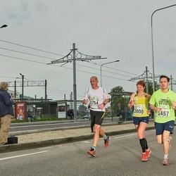 SEB Tallinna Maraton - Tarmo Koll (1754), Anna Kuleshova (2008), Jaan Kostjukov (2457)