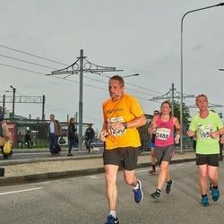 SEB Tallinna Maraton - Andre Salundi (1952), Merle Hirtentreu (2488)