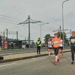 SEB Tallinna Maraton - Lucia Mueller (457), Anna Tsaregorodtseva (2384)