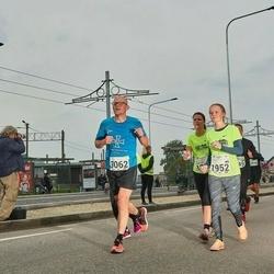 SEB Tallinna Maraton - Andre Salundi (1952), Tiit Riisalo (3062)