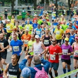 SEB Tallinna Maraton - Fabian Thiel (176), Ivo Volt (284), Andi Vallik (287), Jaana Õunaid (758), Dmitri Paramonov (903)