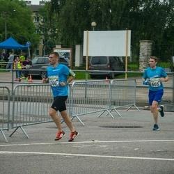 SEB Tallinna Maraton - Anatoliy Andreev (266), Hanno Aaste (665)