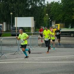 SEB Tallinna Maraton - Kirill Aleksandrov (210), Andre Kaaver (687)