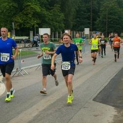 SEB Tallinna Maraton - Artur Retsnik (522), Erkki Põldoja (831), Tevo Topaasia (874)