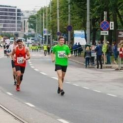 SEB Tallinna Maraton - Andre Tammik (460), Anton Merežko (653)