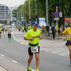 SEB Tallinna Maraton - Benoit Rancourt (636), Henry Hillmann (978)