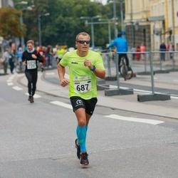 SEB Tallinna Maraton - Andre Kaaver (687)