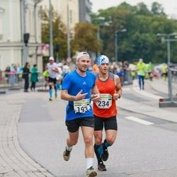 SEB Tallinna Maraton - Indrek Toomas (193), Aimar Liiver (234)